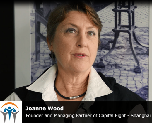 Business Breakfast with Joanne Wood