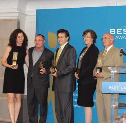 Leadership promotes 2nd edition of Best Leader Awards EUA